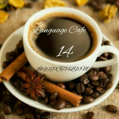 (-:۱۴ Language cafe :-)