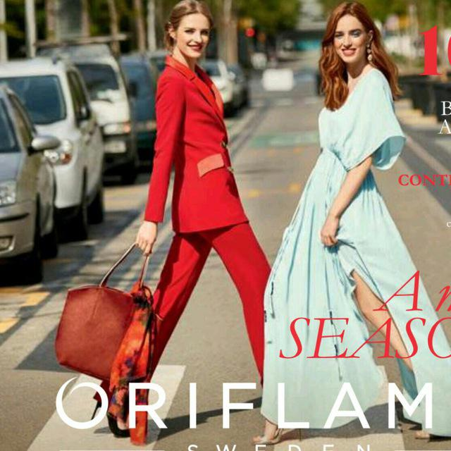 N-happy life which Oriflame