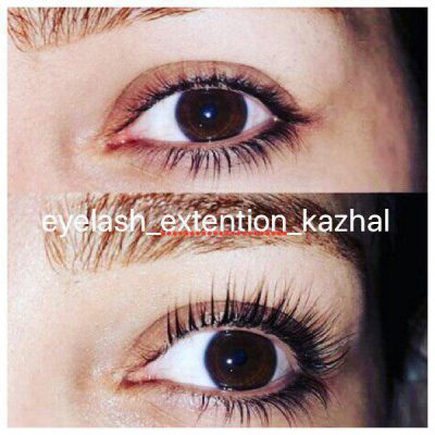 کانال eyelash_extention_kazhal
